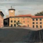 Tuscan Piazza