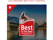Link to blogpost: Jody Millard Pest Control Chosen as Best Pest Control Company by Chattanooga Residents