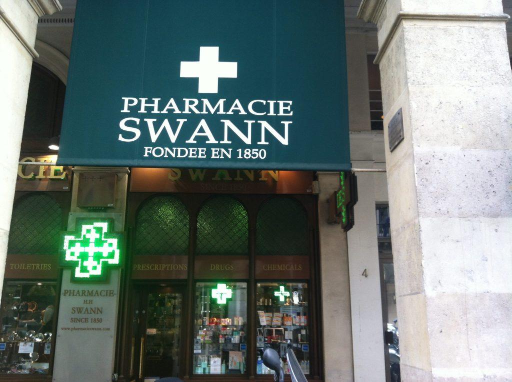 Pharmacy Swann