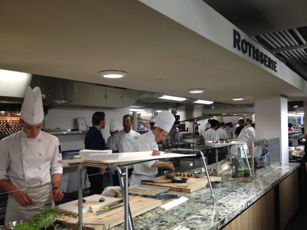Culinary campus