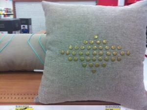 Grey Throw Cushions
