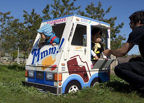Kid's food truck