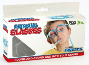 child drinking glasses