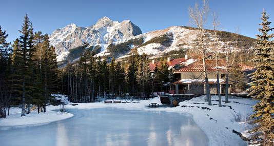 5 Spots Near Calgary for a Wee Winter Break