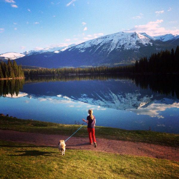 Lake Beauvert The Fairmont Jasper Park Lodge