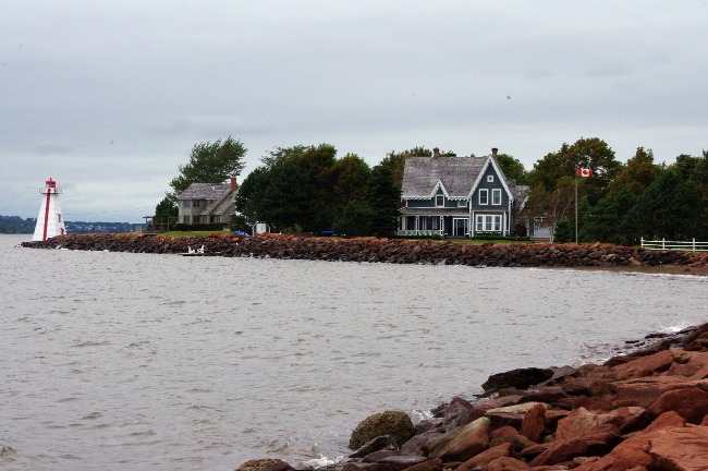 Victoria by the Sea, PEI