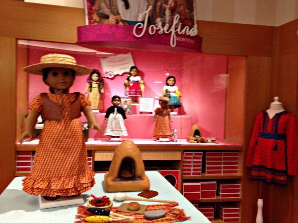 Be Forever American Girl dolls