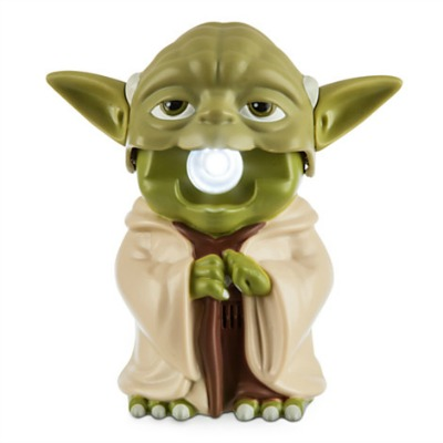 Yoda flashlight