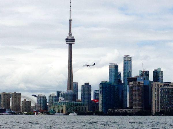 Family Fun on Toronto Islands