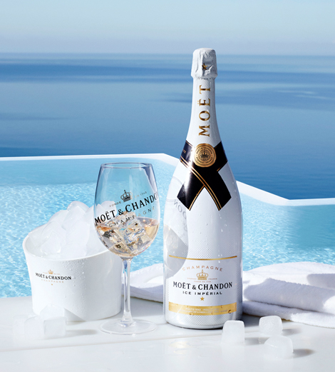 moet and chandon white champagne