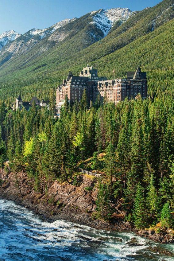 banff national park hotels