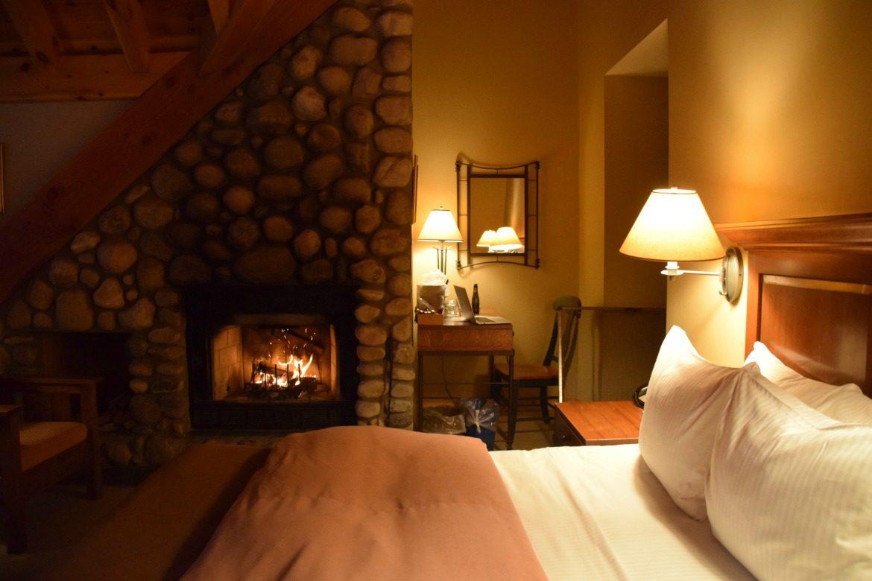 buffalo mountain lodge hotel room