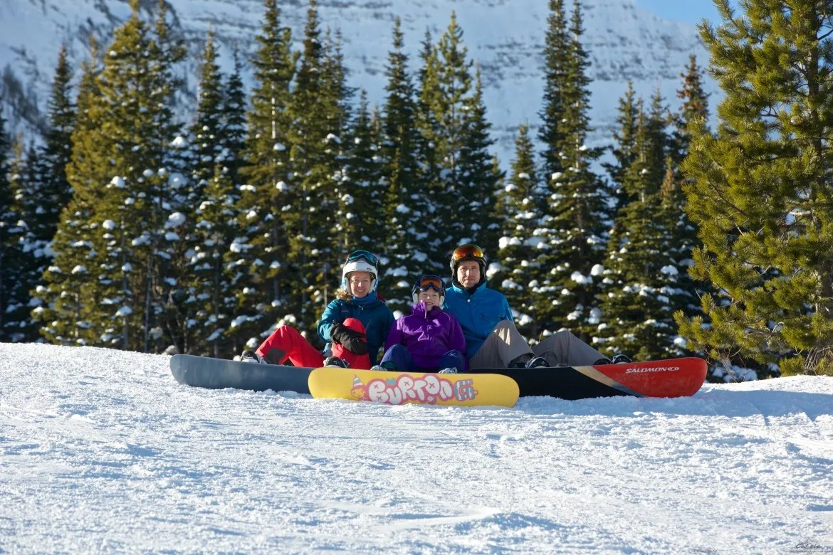 Do you SkiCastle? Why Your Family Needs to Ski Castle Mountain Resort