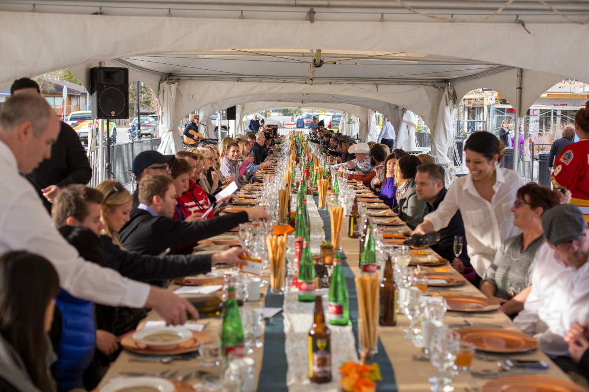 foodie Easter and spring events