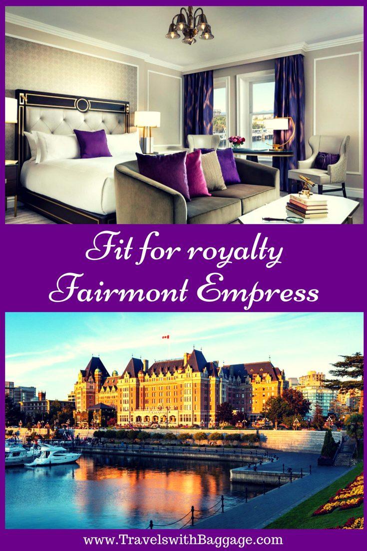 Pinterest Fairmont Empress