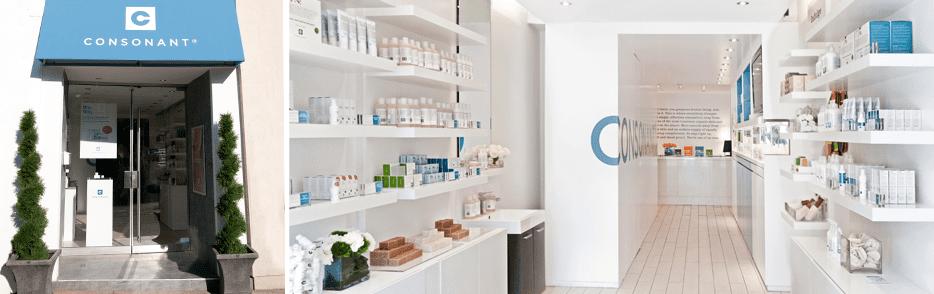 Consonant skincare store