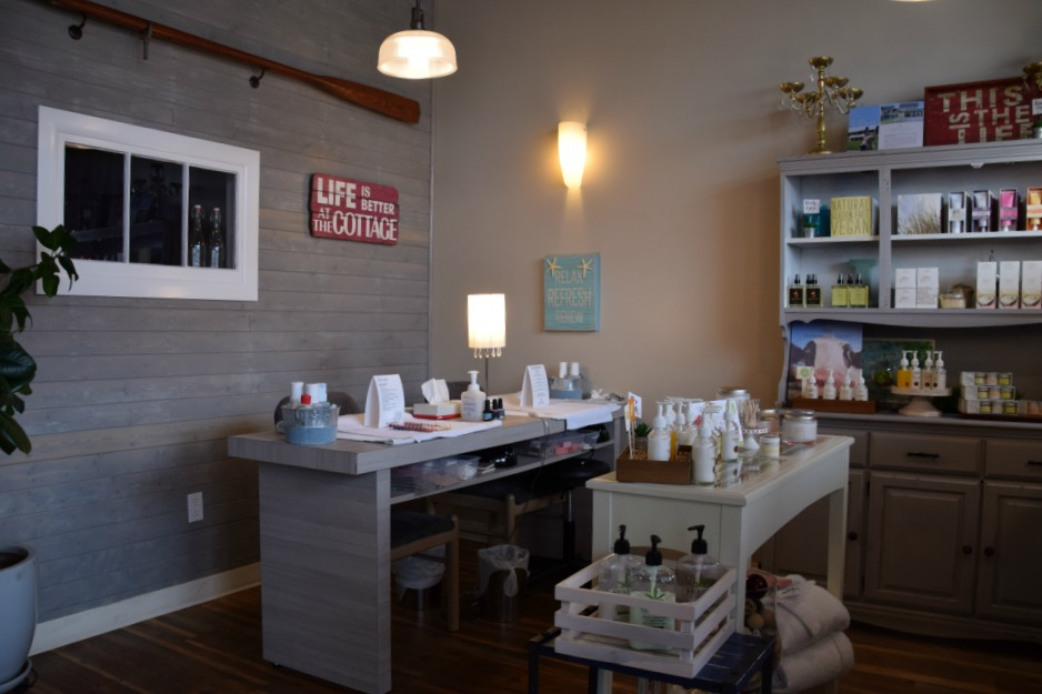Found! The Lakeshore Spa - an affordable retreat near Calgary