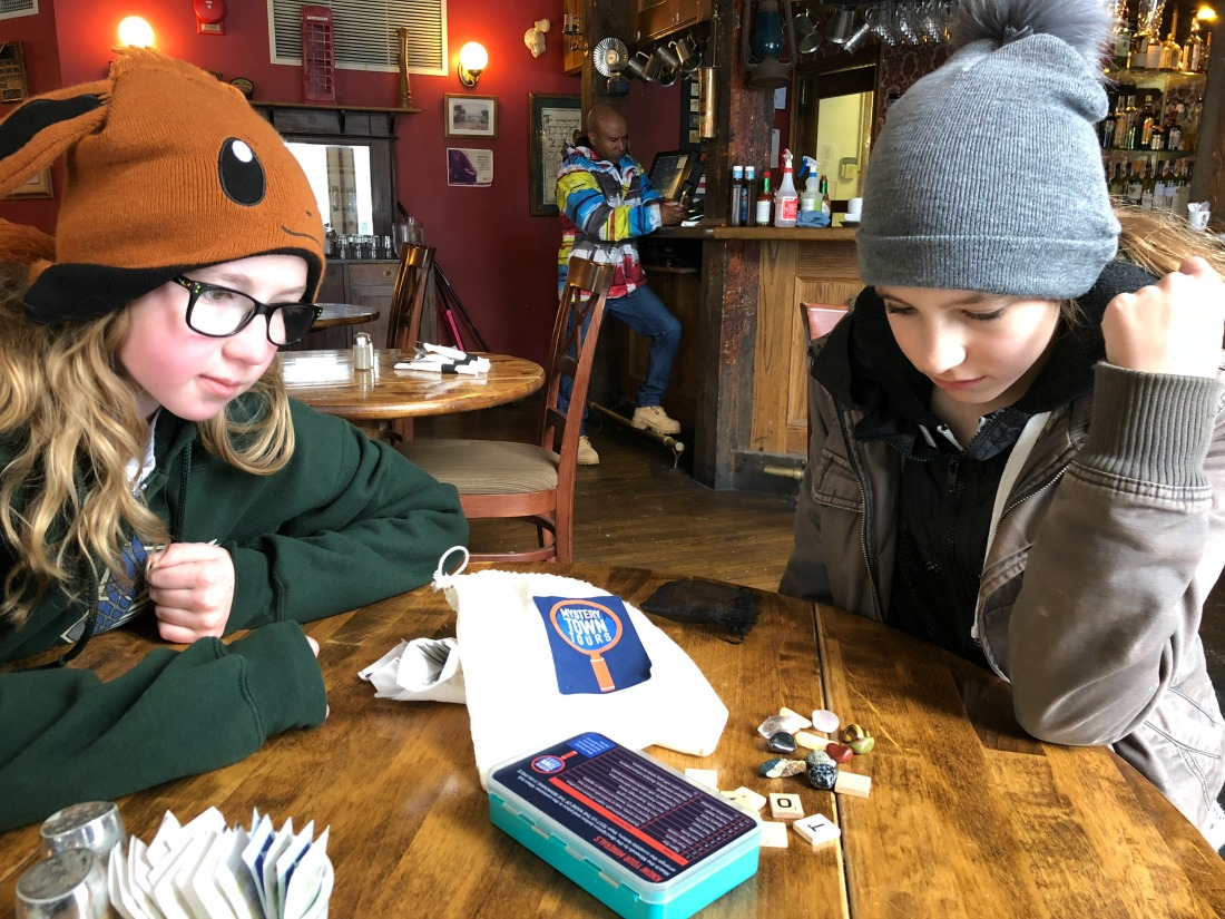 Mystery Town Tours: Review of an outdoor escape room in Canmore