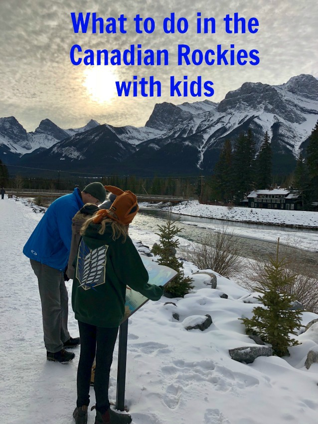 what to do in the canadian rockies with kids