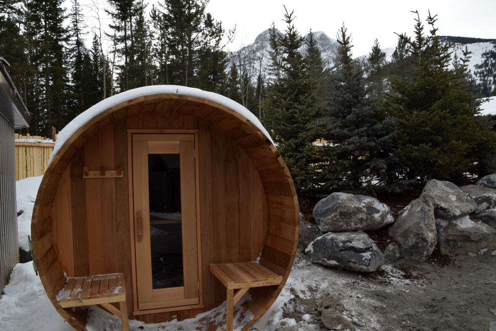 Nordic sauna