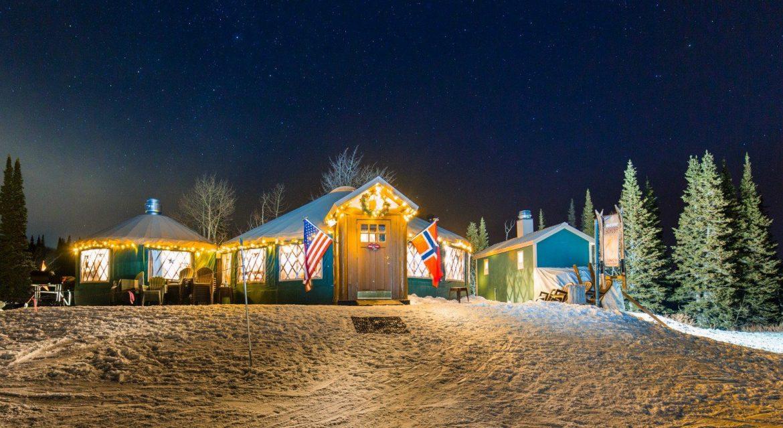 Yurts in Utah
