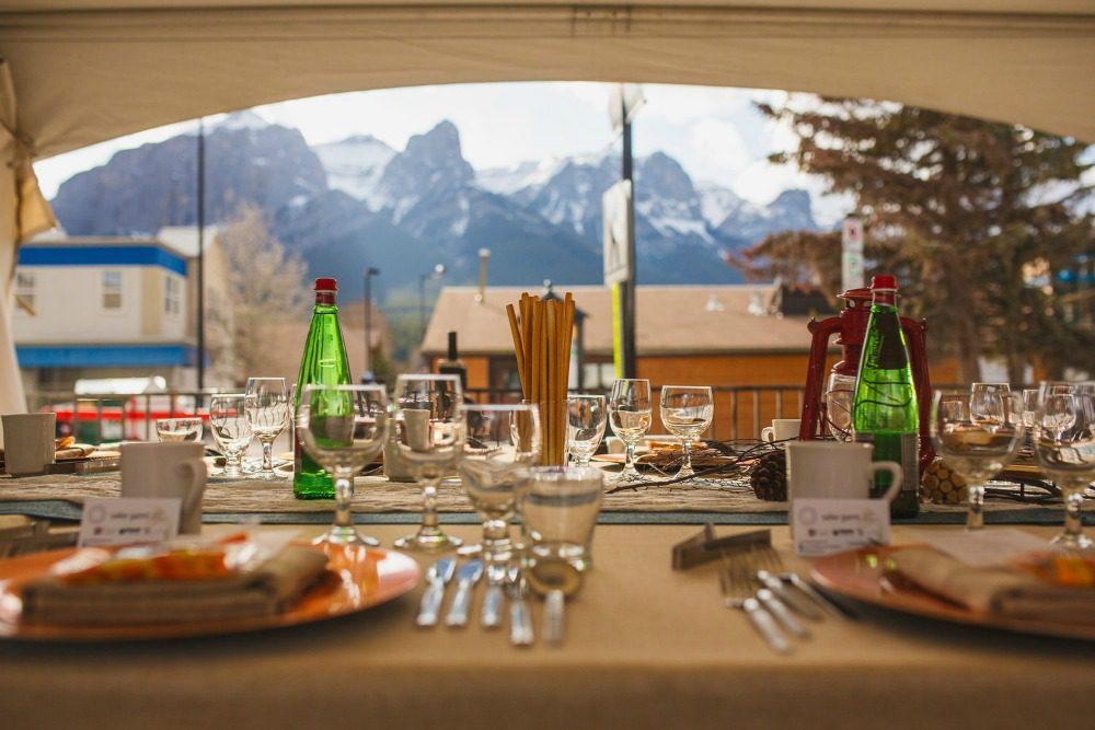 mountain food festival