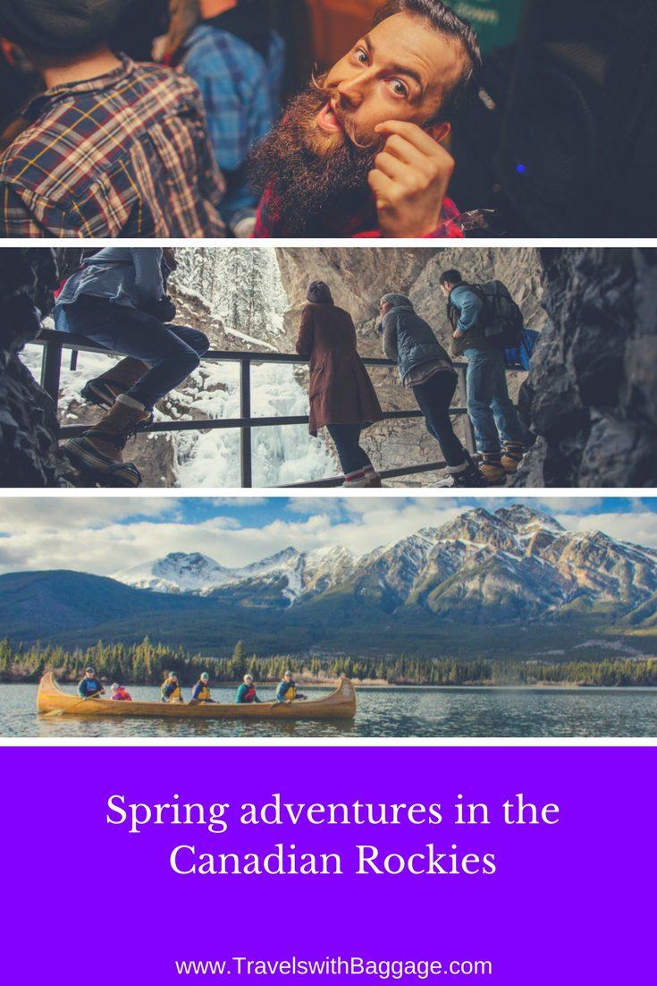 Spring Banff
