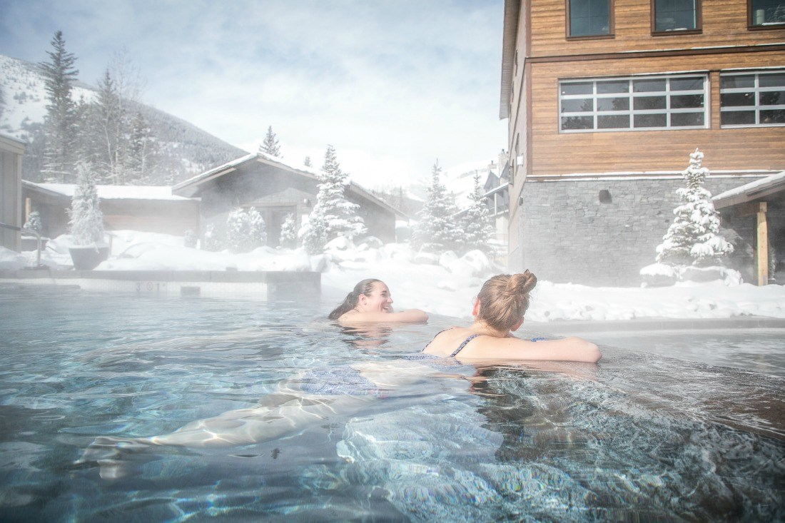 wellness retreats banff canada