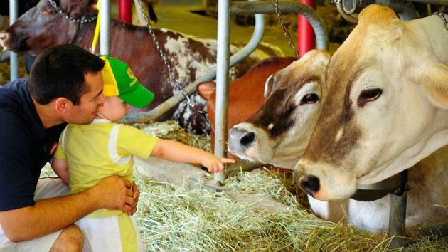 Ottawa farm museum for children and teens