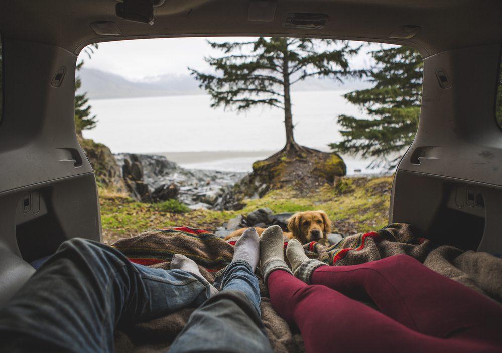 car camping BC