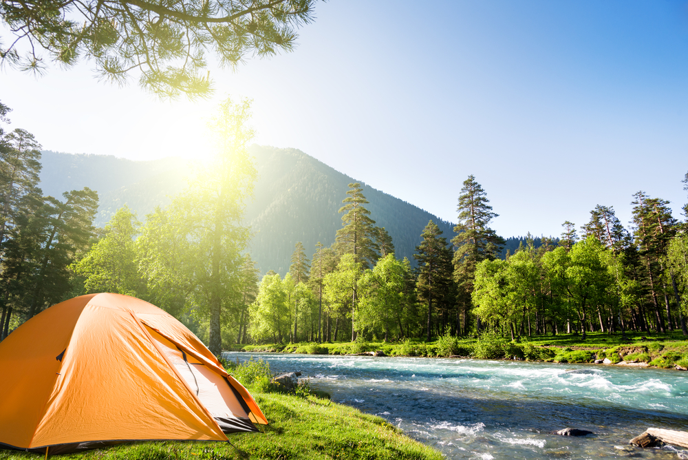 Forget the tent! Check out these 10 Amazing spots for glamping in Alberta