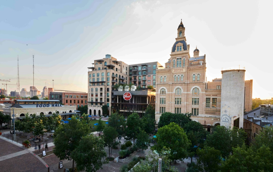 Guide to the coolest neighbourhood in San Antonio: Pearl District