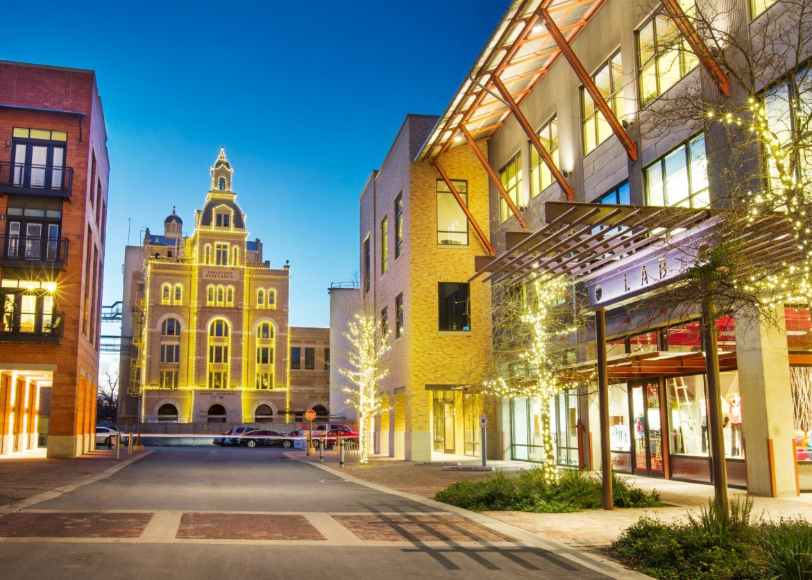 The Pearl District is where you want to go when you're next in San Antonio!