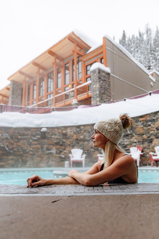 Banff's Best Hot Tub
