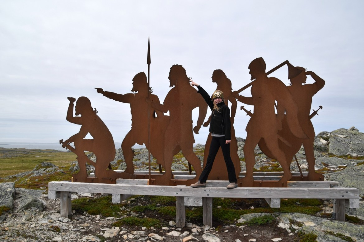 Vikings before Columbus? Yes! Why you need to hot Canada's Viking Trail