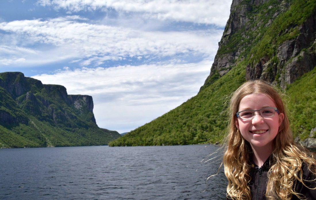 Western Brook Pond Fjord baot tour