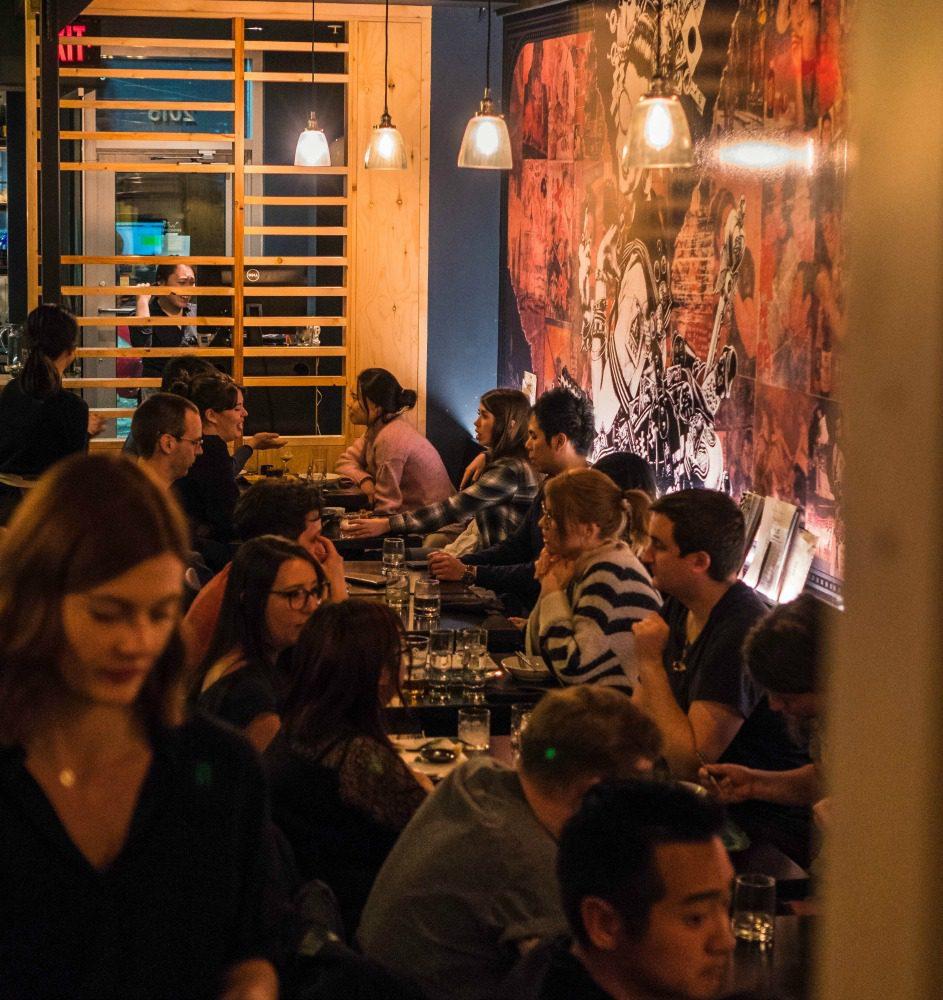 The best best sushi and Japanese restaurant in Calgary: Shokunin