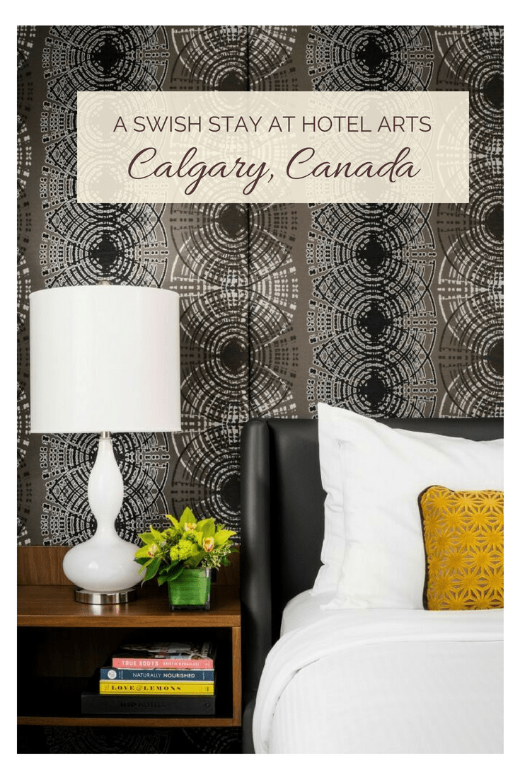 Calgary's luxury hotel: Hotel Arts