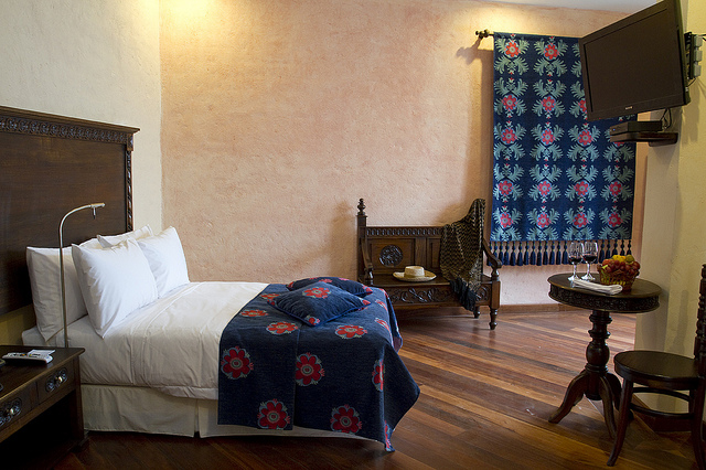 Wondering where to stay in Quito, Ecuador? This inner city hotel is tops!