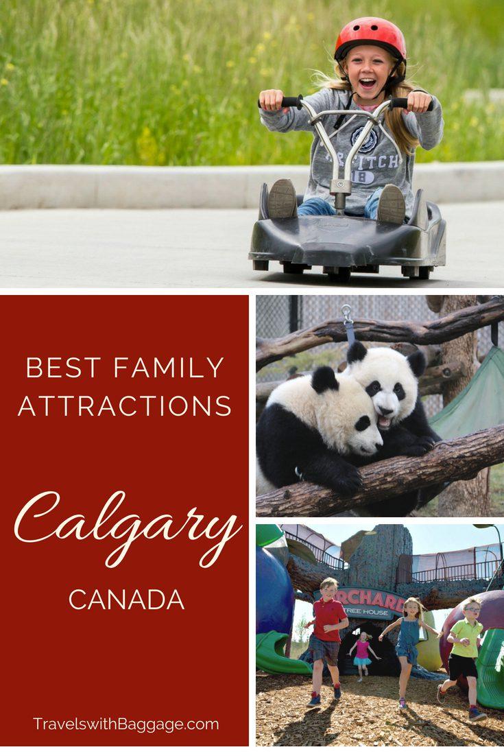 best family activities Calgary
