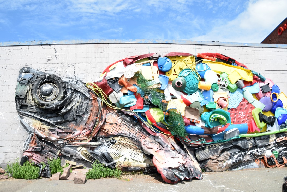 viewing public art is one of the best things to do in moncton