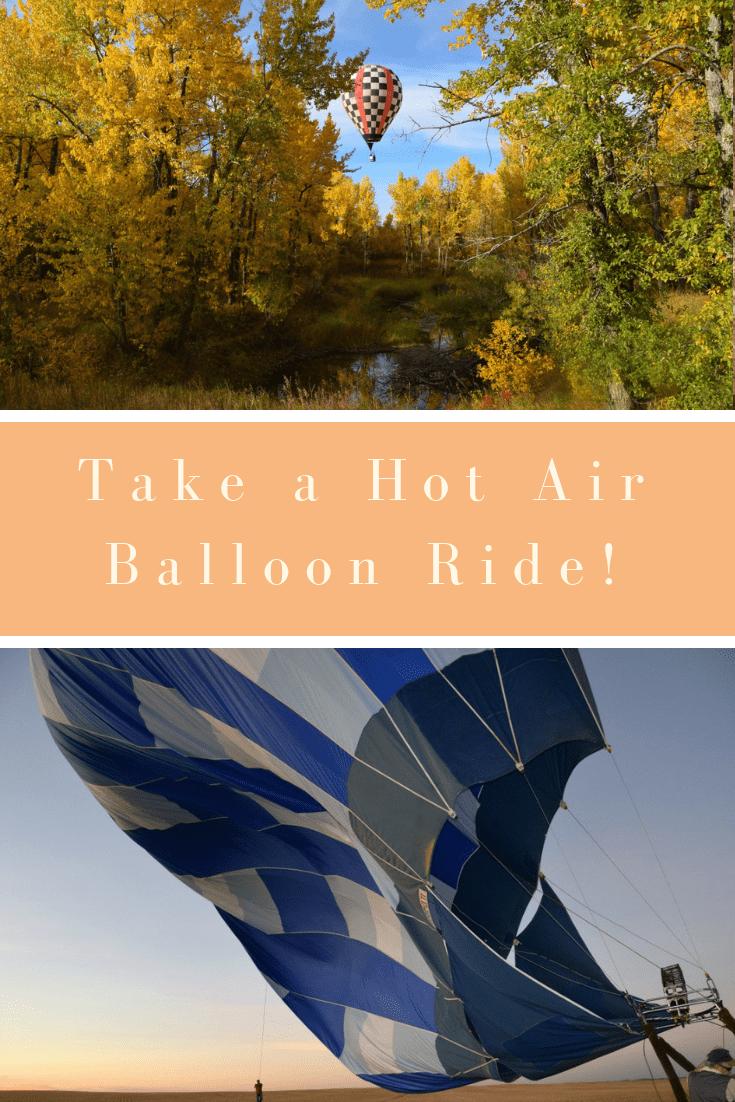 high river balloon festival