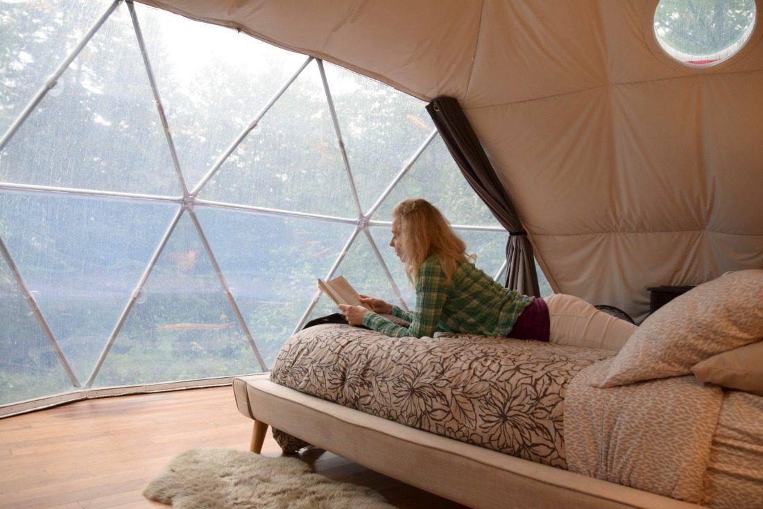dream dome new brunswick