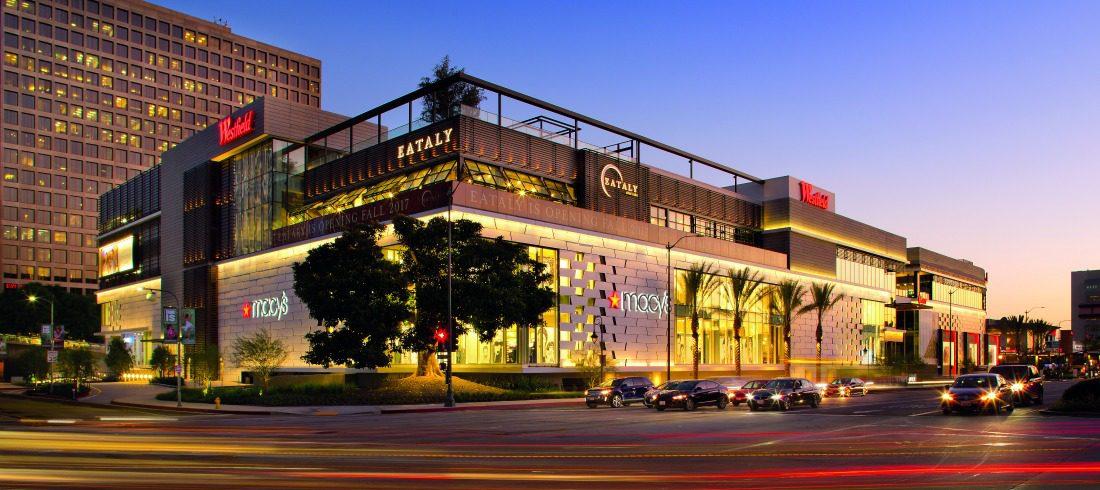 westfield mall la