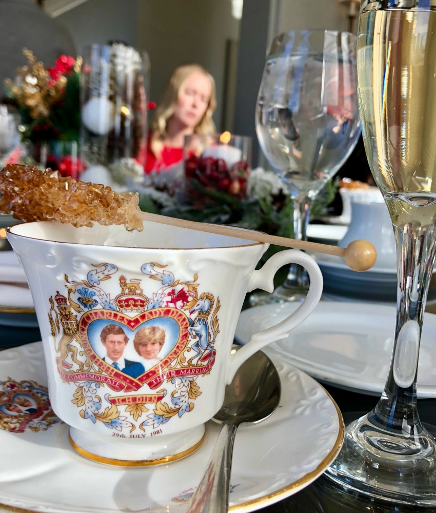 prince charles and lady diana wedding tea cup