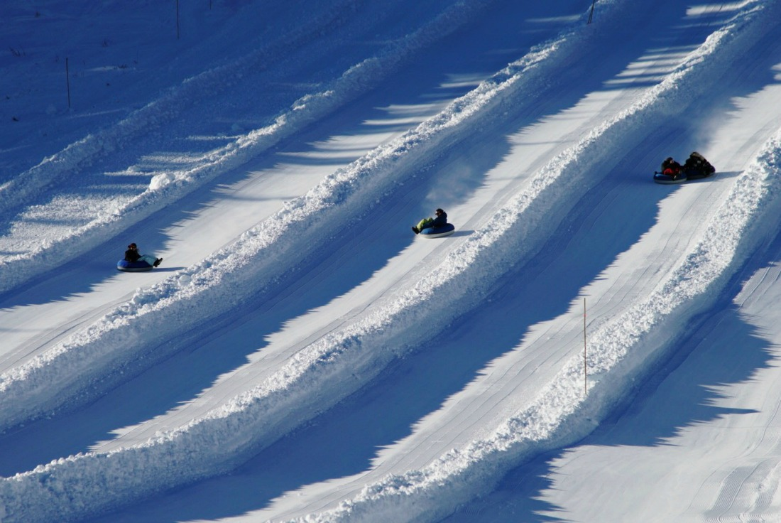 Everything you need to know before doing Mt. Norquay tubing