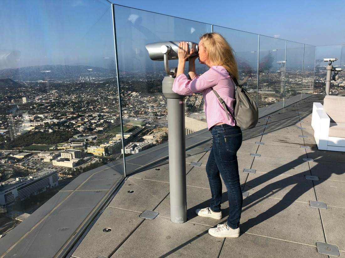 observation tower la