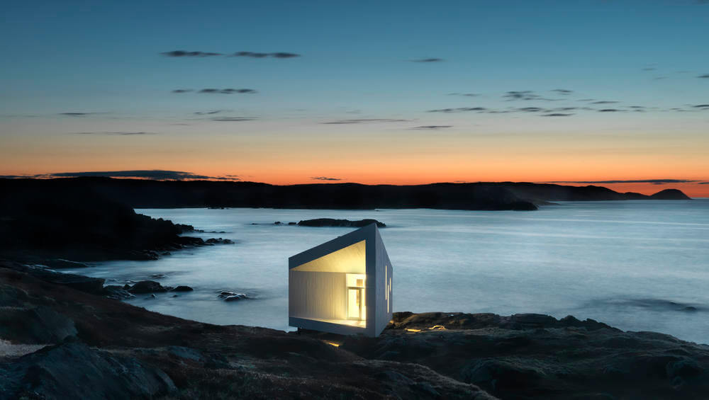 art house fogo island