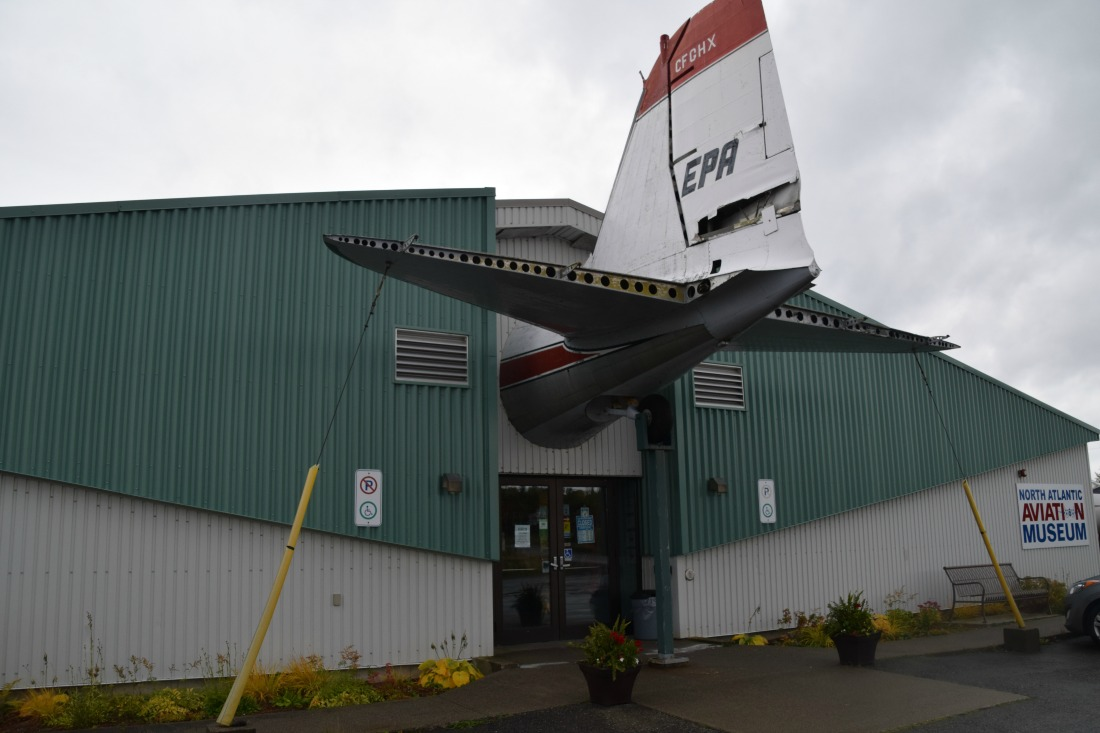 gander aviation museum