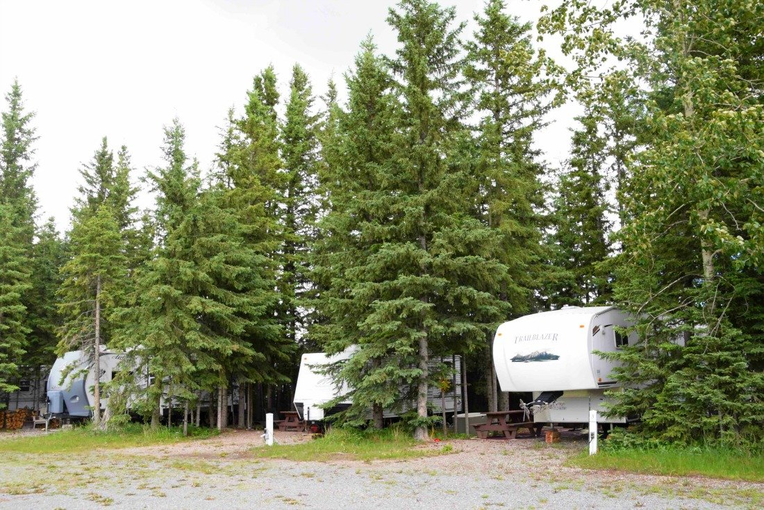 Tall Timber Sundre campground